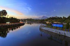 Embung Tambakboyo Tempat Bersantai Menikmati Alam di Yogyakarta - Yogyakarta