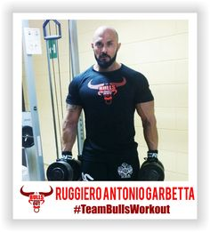 RUGGIERO ANTONIO GARBETTA #TeamBullsWorkout #BullsWorkout #Gym #Muscles #BodyBuilderSenior #Senior #Body #BodyBuilder www.bullsworkout.com