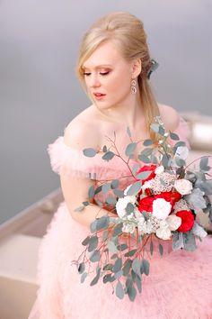 Notebook Inspired Wedding Inspiration