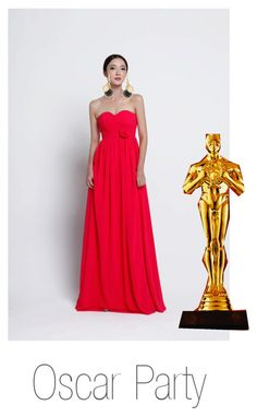 """Oscar Party"" by english-princess on Polyvore featuring Marc by Marc Jacobs"