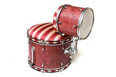 Music Instrument Furniture: Drum Set Chair and Table!
