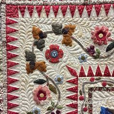 """A Peek into the Quilter"" at AQS QuiltWeek Lancaster 2017"