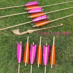 Live Love Hunt Atlatl and Darts