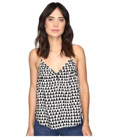 Rip Curl - Nightscape Top (Black) Women's Sleeveless