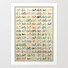 Design your everyday with graphic design art prints you'll love. Cover your walls with artwork and trending designs from independent artists worldwide. Bike Poster, Poster Wall, Grand Tour, Popular Art, Bike Art, Hanging Wall Art, Graphic Design Art, Canvas Art Prints, Art