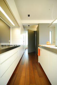 Private residence BB, renovation (Belgium) Photo: Luc Roymans