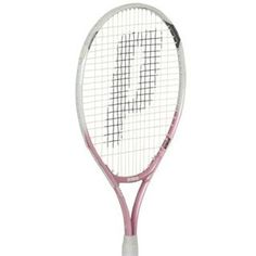 Prince Sharapova Tennis Racket- £10    RECOMMENDED PLAYER TYPE: Junior