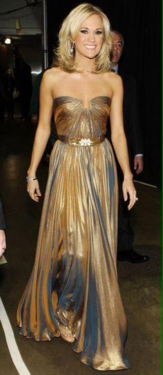 Carrie Underwood stage look #idoltimeacademy