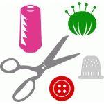 cutting sewing set