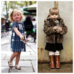 Crianças estilosas    http://matka.com.br/blog/27/08/2012/criancas-estilosas/