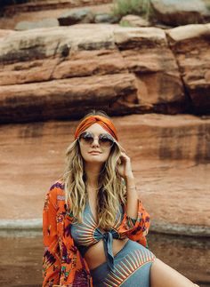 Quinn Lake by Saamuel Richard for Cleobella x Zella Day