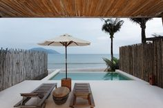 The Six Senses Resort in Con Dao, Vietnam by AW2 Architects | GBlog