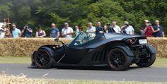 KTM X-BOW GT black 2013 hl