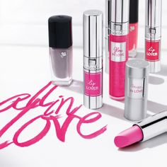In love with our lips and nails. #LancomeLovesLips