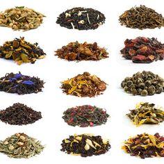 Art of Tea Bestseller Sampler, $65, now featured on Fab.