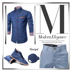 """""""Men's fashion"""" by sllavica ❤ liked on Polyvore featuring Vineyard Vines"""