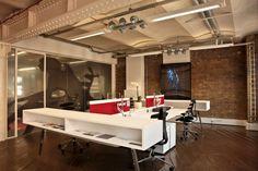 Famo office showroom by K2 Space London UK