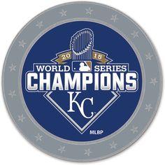 Kansas City Royals 2015 World Series Champions Collector Pin by Wincraft - MLB.com Shop
