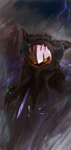 Dark Meta Knight~ by なずなせり