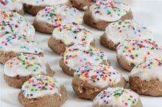 Nutella ricotta cookies