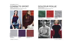 Peclers Paris is the leading consulting agency in trends, style and innovation : future insights, brand and style strategy. Sport Fashion, Fashion News, Fashion Trends, Peclers Paris, Aw 2017, 2016 Trends, Pantone Color, Color Trends, Mood Boards