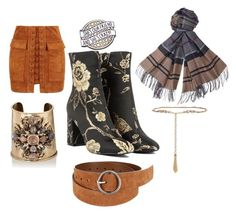 """""""Crazy"""" by jamie-fabbro on Polyvore featuring Akira, Barbour, Uniqlo and Goossens"""