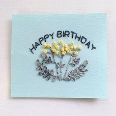 『ニットマルシェ vol.21』(日本ヴォーグ社)に載せていただいた紙刺繍。 アヴリルの糸を使っていてなかなかかわいくできたとお気に入り。 もちろん布にも刺繍できます✨ ・ ・ #刺繍 #紙刺繍 #ハッピーバースデー #happybirthday #paperstitching #paperstitch #ハッピーバースデー #embroidery #embroidered #needlework #手芸 #ステッチ #stitching #刺しゅう #暮らしを楽しむ #ハンドメイド #자수 #вышивка #broderie #ししゅう #日々 #手作り #ハンドメイド #手芸 #ハンドメイド #刺繡 #ほっこり #刺繍部 #刺繍糸 #ハンドメイド部
