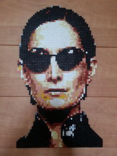 392 Best Perler Beads Portraits images in 2019 | Perler