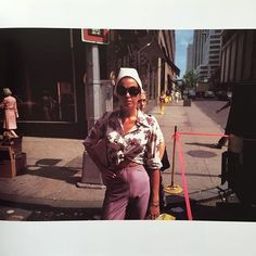 Six pictures for the very best books. Joel Meyerowitz Wild Flowers is a very best book. 1983 first edition. Street photography with flowers. With women and men and girls and cities and flowers. In beautiful colour. Email if you want@ideanow.online #joelmeyerowitz #wild #flowers #1983