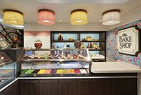 Specialty Dining on-board the Norwegian Bliss - Bake Shop