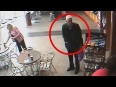 5 Unsolved Mysterious Cases With Creepy Surveillance Footage #1 - YouTube