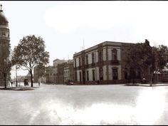 Paseo de la Reforma 74 esquina Morelos casona ecléctica de inicios de 1900 que d Fuera demolida a finales de 1940 para construir el edificio de Eastern de Augusto Álvarez. Este último edificio fue demolido en el,año de 2010.