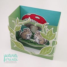 Juana Ambida | Sweet Storybook Bundle | Creative Circle June Blog Hop, #sweetstorybookbundle, #stampinup, #handmadecards