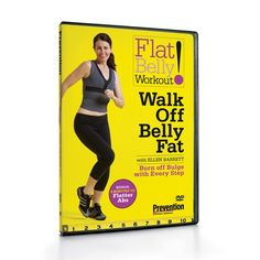 Flat Belly Workout: Walk Off Your Belly DVD