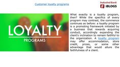 #Customerloyaltyprograms is a gift to improve your customer-retention which will boost bottom-line profits.
