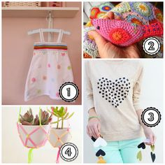 DIY Weekend inspiration Jip by Jan nr 14 Sewing patterns, Crochet tutorial and other DIY's you can start and finish in one weekend