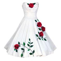 Dress, 1950s