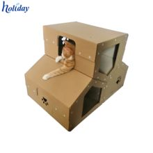 Cardboard Playhouse, Cardboard Playhouse direct from Shenzhen Holiday Package&Display Co. in China (Mainland) Cardboard Cat House, Cardboard Fireplace, Cardboard Playhouse, Cardboard Toys, Cardboard Furniture, Shop Work Bench, Fireplace Furniture, Metal Fabrication, Can Design