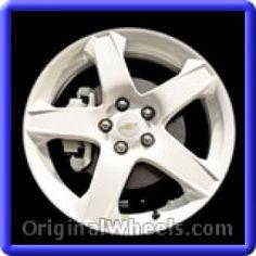 Chevrolet Sonic 2012 Wheels & Rims Hollander #5526C  #Chevrolet #Sonic #ChevySonic #2012 #Wheels #Rims #Stock #Factory #Original #OEM #OE #Steel #Alloy #Used
