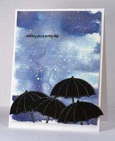 Umbrellas Heather Telford