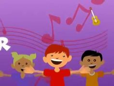 Canções sobre notas musicais