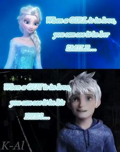 Love as warm as Ice
