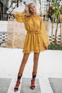 $39.08 - Cool Simplee Lace up backless mesh dress women Elegant stringy selvedge sash mini dress Fashion long flare sleeve dresses vestidos - Buy it Now!