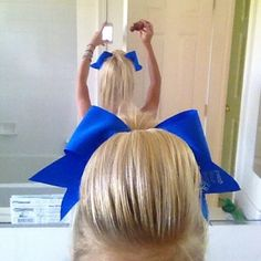 Great Cheer hair! This would take a lot of straitening! I suggest Amika or BaByliss for the straiteners! I have BaByliss!