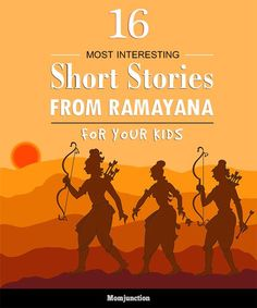 If you are looking to acquaint your child with the Ramayana, here are a few short stories from Ramayana for kids. Read on and see their faces lighting up! Interesting Short Stories, English Stories For Kids, Moral Stories For Kids, Short Stories For Kids, English Story, Reading Stories, Bedtime Stories, Stories With Moral Lessons, Moral Stories In Hindi
