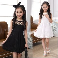 $25.50 (Buy here: https://alitems.com/g/1e8d114494ebda23ff8b16525dc3e8/?i=5&ulp=https%3A%2F%2Fwww.aliexpress.com%2Fitem%2FLace-Girls-Dresses-Summer-2016-Cotton-Summer-Girl-Sundress-Princess-Tank-Children-Party-Frock-Ball-Gowns%2F32621894803.html ) Lace Girls Dresses Summer 2016 Cotton Summer Girl Sundress Princess Tank Children Party Frock Ball Gowns For Teenagers 4-12T for just $25.50