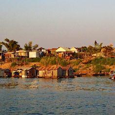 L'autre rive du Mekong - Phnom-Penh