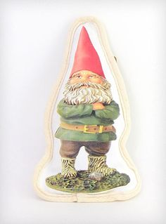 Nummy Gnome Dog Chew Toy | PLASTICLAND @Wendy Miller