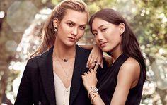 Swarovski catalogo primavera estate 2017: Foto, Prezzi - https://www.beautydea.it/swarovski/ - Swarovski presenta la nuova collezione di gioielli primavera estate 2017. Il cigno diventa protagonista di una delle linee più iconiche.