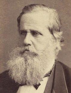 H.I.M Emperor Pedro II of Brazil visit Philadelphia Fair 1876
